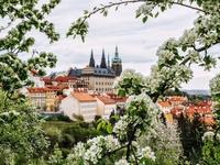 Прага. Весна